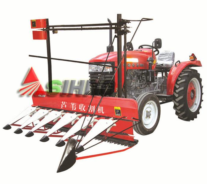 Rice Reaper Head 4GL150 For 4 Wheel Tractor