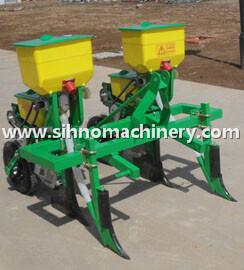 2 Rows Precise Corn Planter Fertilizer